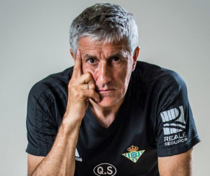 Quique Setien analisis