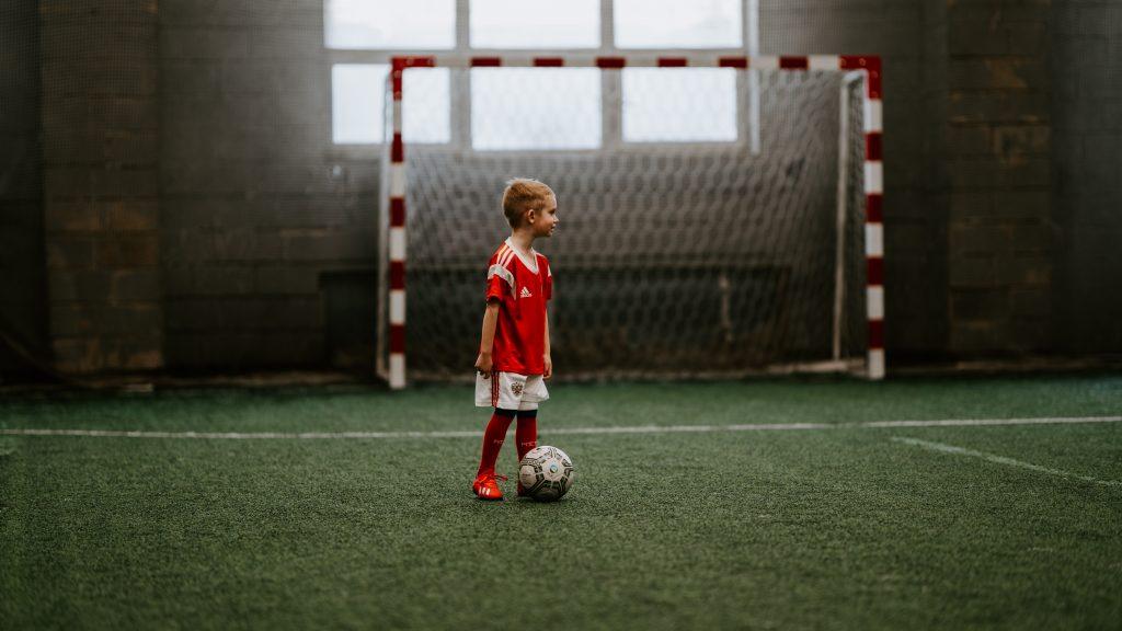 Táctica en fútbol 8