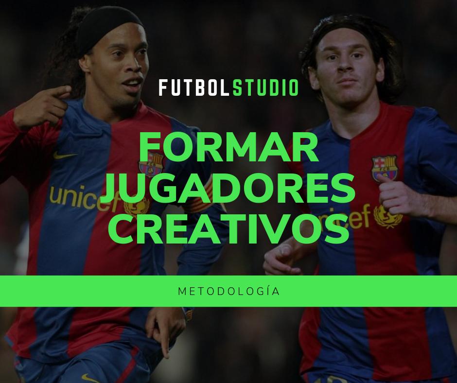 Fomentar la creatividad en el fútbol
